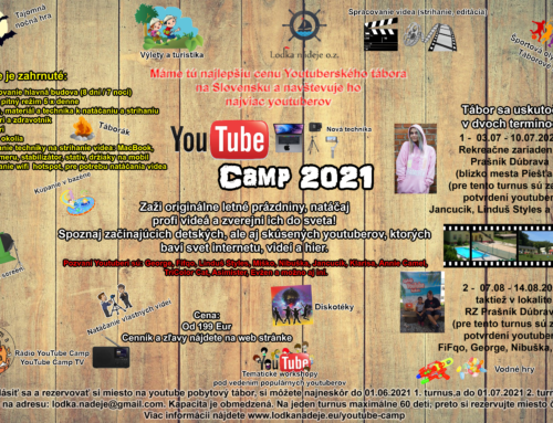 YouTube Camp 2021