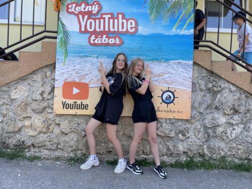 YouTube Camp 2021 Prašník 2 turnus