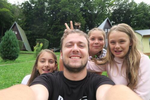 Youtube Camp 2021 Prašník 2 turnus by foto George