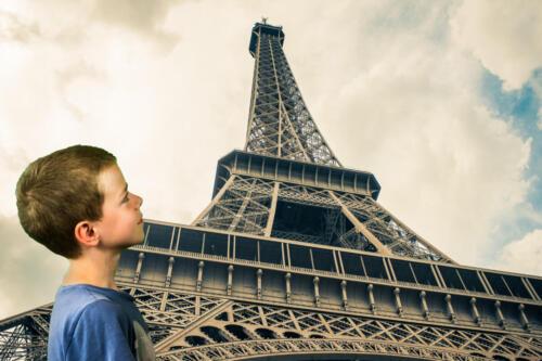 Oliver Staňa - Eiffelová veža