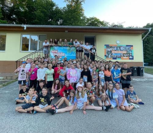 Youtube Camp 2021 Prašník (1 turnus) by foto George